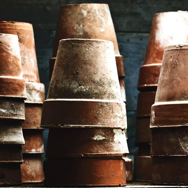 old-pots